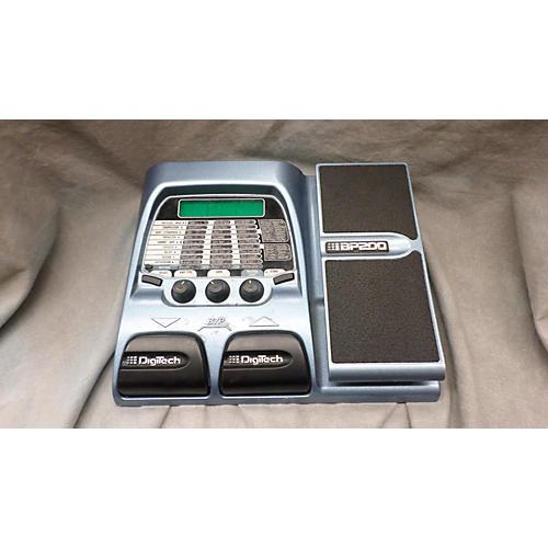 Digitech 2000s BP200 Amp Modeler Bass Effect Pedal-thumbnail