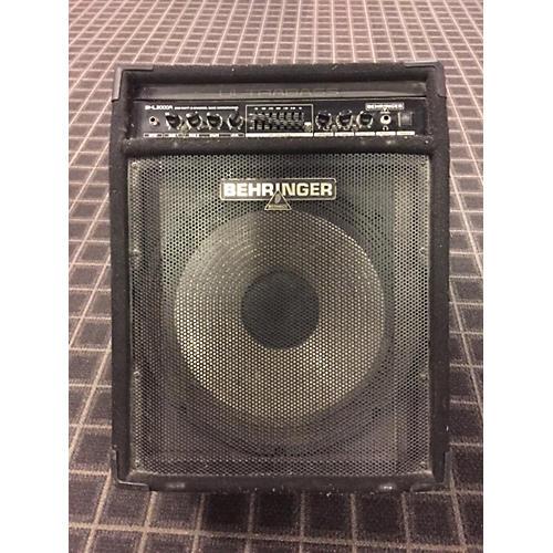 Behringer 2000s BXL3000 Ultrabass 1X15 300W Bass Combo Amp-thumbnail