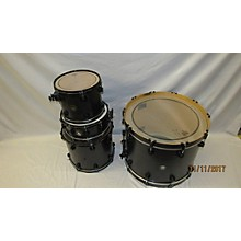 DW 2000s COLLECTORS MAPLE BLACK BADGE Drum Kit