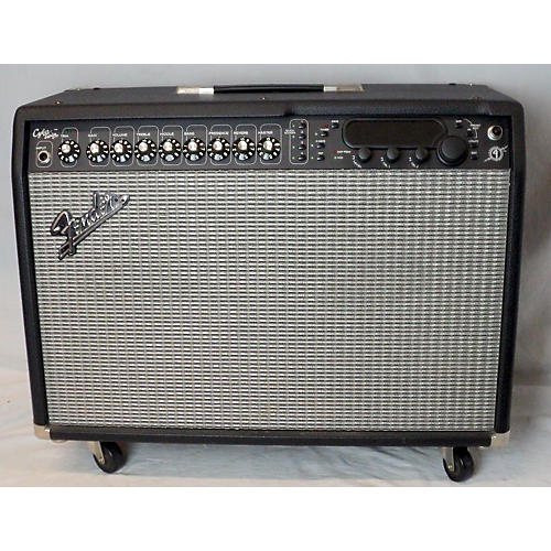 used fender 2000s cybertwin 130w 2x12 guitar combo amp guitar center. Black Bedroom Furniture Sets. Home Design Ideas