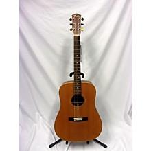Fender 2000s DG25S Acoustic Guitar