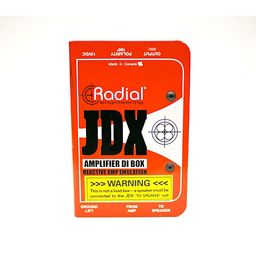 Radial Engineering 2000s JDX Direct Box