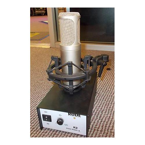 Rode Microphones 2000s K2