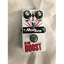 Modtone 2000s MTCB Clean Boost Effect Pedal