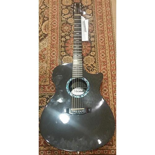 RainSong 2000s OM1000 Acoustic Electric Guitar-thumbnail
