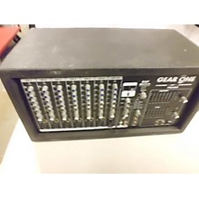 Gear One 2000s PA2400 Powered Mixer