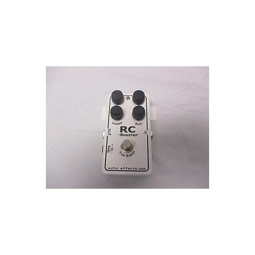 Xotic 2000s RC Booster Effect Pedal