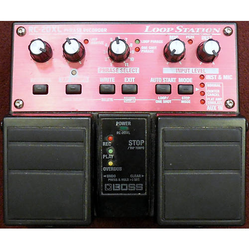 Boss 2000s RC20XL LOOPSTATION XL TWIN PEDAL Pedal