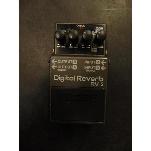 Boss 2000s RV5 Digital Reverb-thumbnail