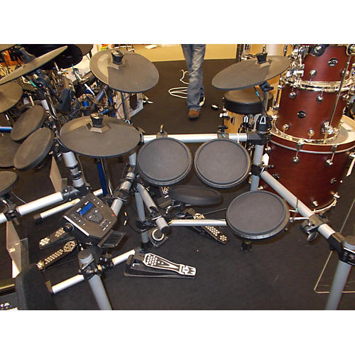 used simmons 2000s sd500 electronic drum set guitar center. Black Bedroom Furniture Sets. Home Design Ideas