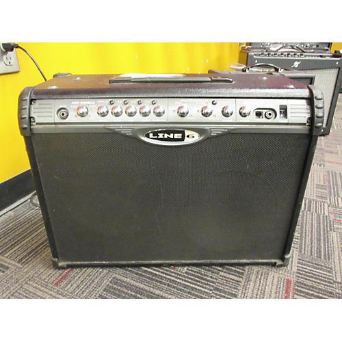 Line 6 2000s Spider III 2X10 120W Guitar Combo Amp