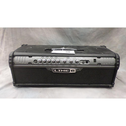 Line 6 2000s Spider III HD75 75W Guitar Amp Head-thumbnail