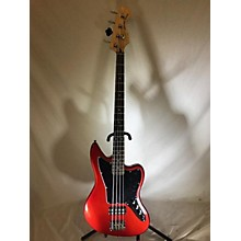 Fender 2000s Squire Jaguar Electric Bass Guitar