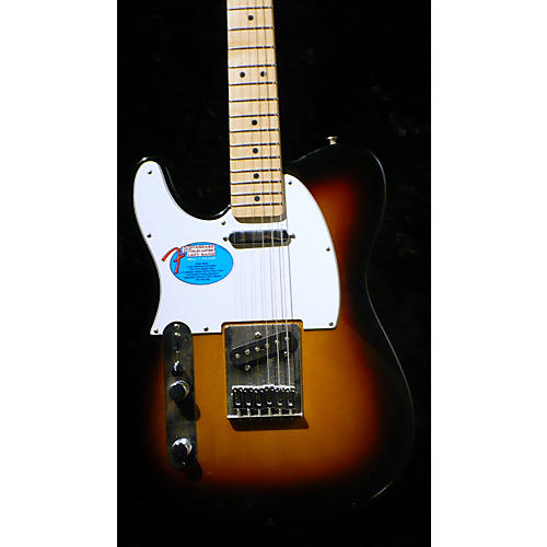 Fender 2000s Standard Telecaster Left Handed Electric Guitar-thumbnail