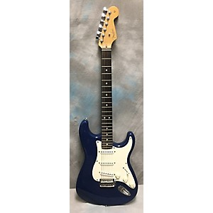 Pre-owned Fender 2000s Stratocaster American Neck with Squier Body