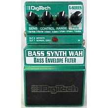 DigiTech 2000s XBW Bass Synth Wah Bass Effect Pedal