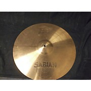 Sabian 2002 18in B8 Crash Ride Cymbal