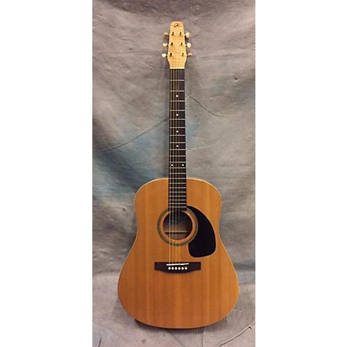 Seagull 2002 20th Anniversaire Acoustic Guitar
