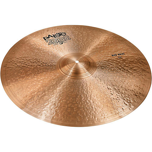 Paiste 2002 Black Big Beat-thumbnail
