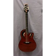 Ovation 2002 Collectors Series Acoustic Electric Guitar