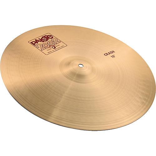 Paiste 2002 Crash Cymbal-thumbnail