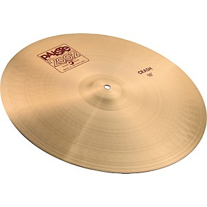 Paiste 2002 Crash Cymbal by Paiste