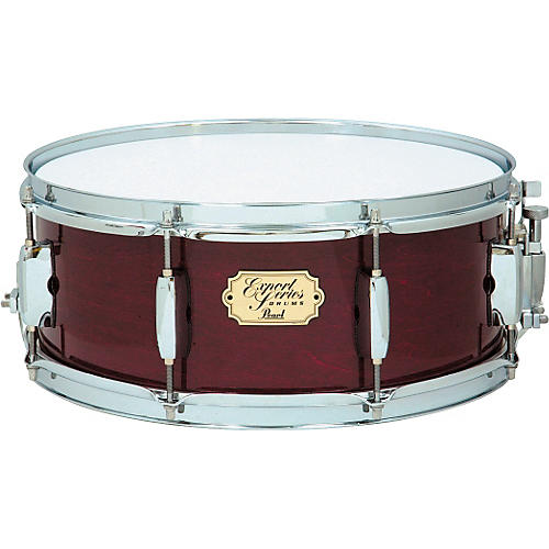 Pearl 2002 Export Select 6-Ply Wood Snare Drum-thumbnail