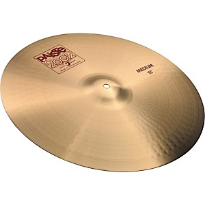 Paiste 2002 Medium Crash Cymbal by Paiste