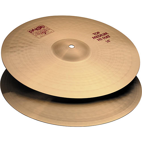 Paiste 2002 Medium Hi-Hats  14