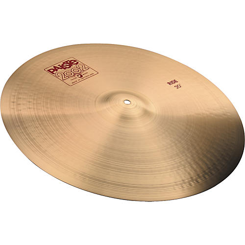 Paiste 2002 Ride Cymbal  22 in.