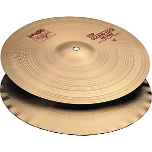 Paiste 2002 Sound Edge Hi-Hats by Paiste