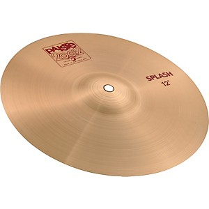 Paiste 2002 Splash Cymbal by Paiste