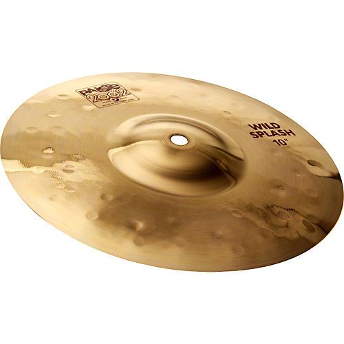 Paiste 2002 Wild Splash Cymbal 10 in.
