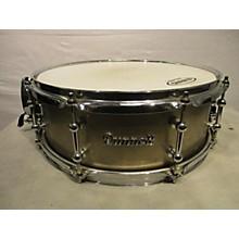 Dunnett 2003 5X13 Classic Stainless Steel Snare Drum