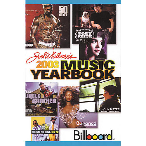 Record Research 2003 Billboard Music (Yearbook)-thumbnail