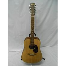 Martin 2003 DM12 12 String Acoustic Guitar