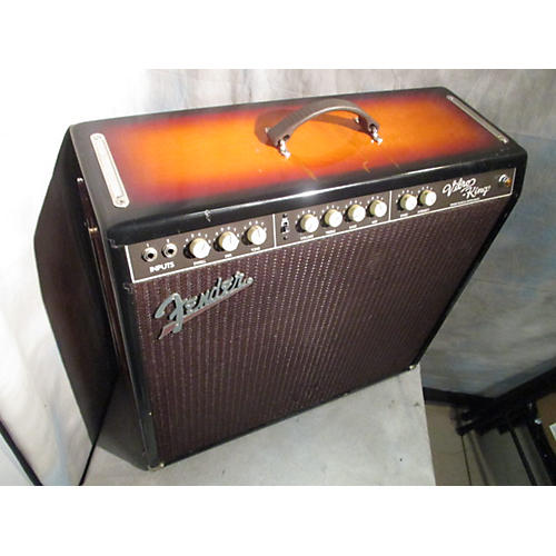 Fender 2003 Fender Limited Edition Vibro King 3x10 60W-thumbnail