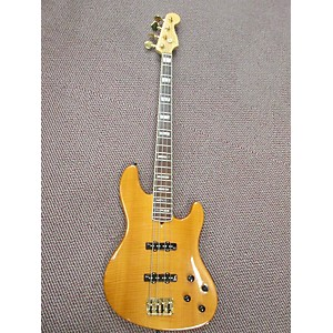 Pre-owned Fender 2004 2004 Limited Edition FMT Jazz Bass Electric Bass Guitar