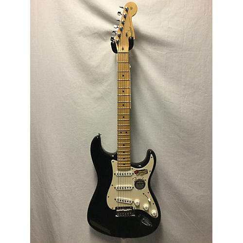 used fender 2004 50th anniversary american standard stratocaster solid body electric guitar. Black Bedroom Furniture Sets. Home Design Ideas