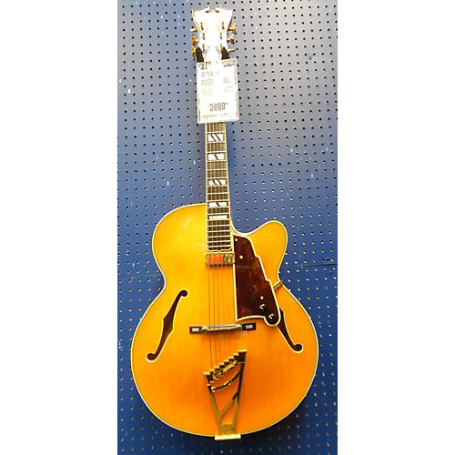 D'Angelico 2004 NYL-2 (OWNED BY MICHAEL LANDAU) JAPAN Hollow Body Electric Guitar Antique Natural