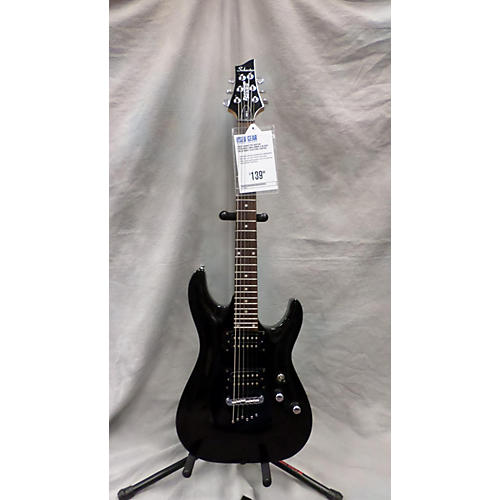 Schecter Guitar Research 2004 Omen 6 Solid Body Electric Guitar-thumbnail