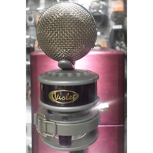 Violet Audio 2004 The Globe Violet Condenser Microphone