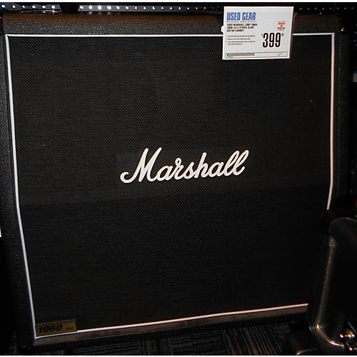 Marshall 2005 1960A 300W 4x12 Stereo Slant Guitar Cabinet