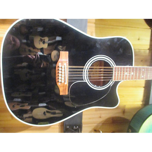 Takamine 2005 EF381SC Acoustic Electric Guitar-thumbnail