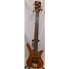 Warwick 2005 FNA Jazzman 5 String Electric Bass Guitar