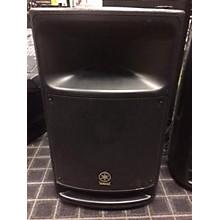 used yamaha powered pa speakers guitar center. Black Bedroom Furniture Sets. Home Design Ideas