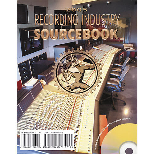 ArtistPro 2005 Recording Industry Sourcebook (Book and CD Package)-thumbnail
