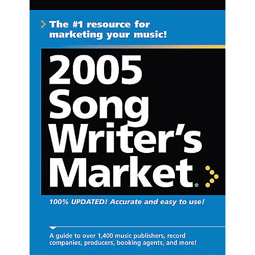 Hal Leonard 2005 Songwriters Market-thumbnail