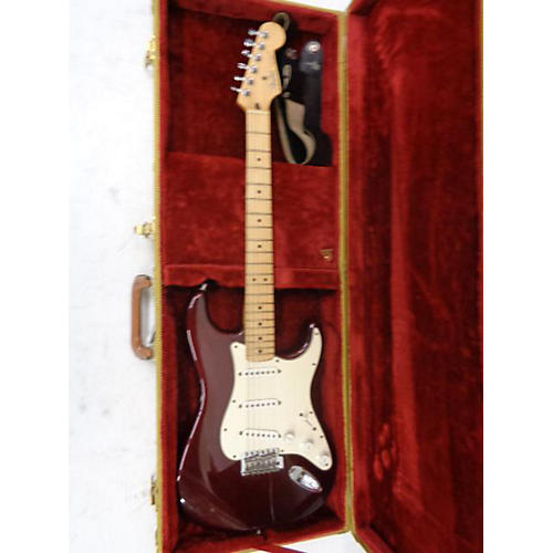 Fender 2005 Standard Stratocaster Solid Body Electric Guitar