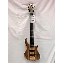 Pedulla 2005 Thunder Bass ET Zebrawood Electric Bass Guitar